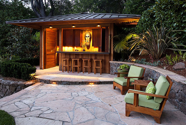 outdoor bar. Black Bedroom Furniture Sets. Home Design Ideas