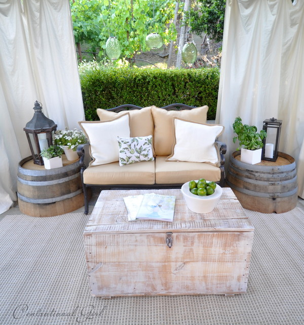 Outdoor Cabana outdoor cabana - contemporary - patio - other -kate riley