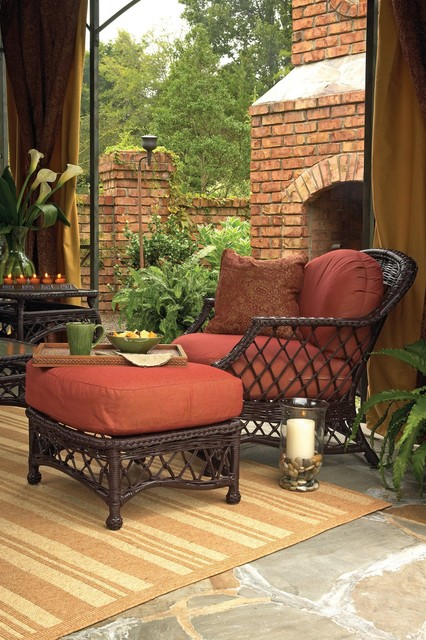 Outdoor Furnished Spaces traditional-patio