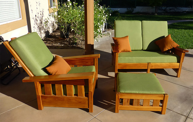 Outdoor Furniture Cushions Traditional Patio los
