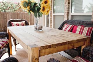 Outdoor Furniture Mediterranean Patio dallas by