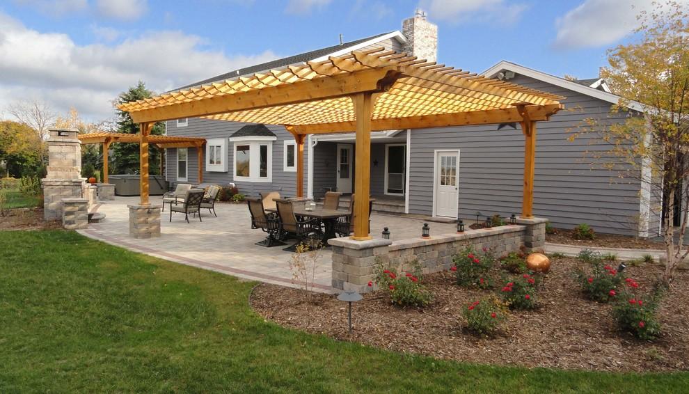 Outdoor Kitchen & Pergolas - Mt Pleasant - Patio ...