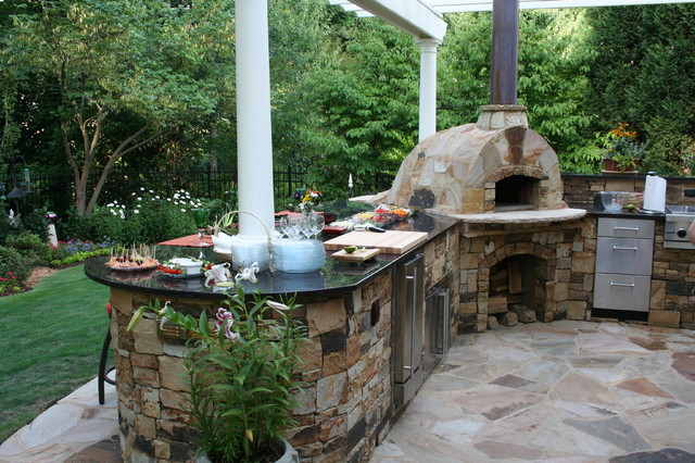 Buigas eclectic-patio