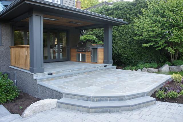 Outdoor Kitchen contemporary-patio