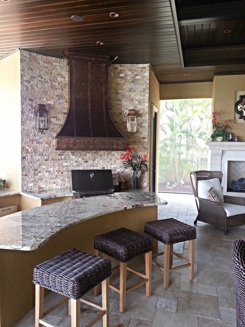 Fabulous Outdoor Kitchen Vent Hood Ideas By Inspiration Article