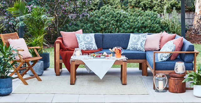Outdoor Space, Outdoor Seating Furniture Bunnings