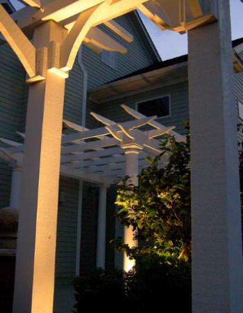 Outdoor Lighting traditional-patio