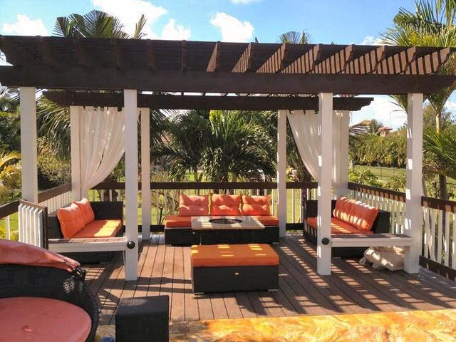 Outdoor Living & Landscape tropical-patio