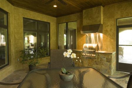 Outdoor Living Areas contemporary-patio