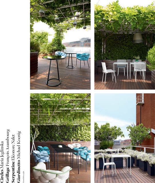 Outdoor Living contemporary-patio