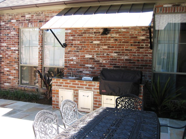 Outdoor Living Traditional Patio New Orleans By