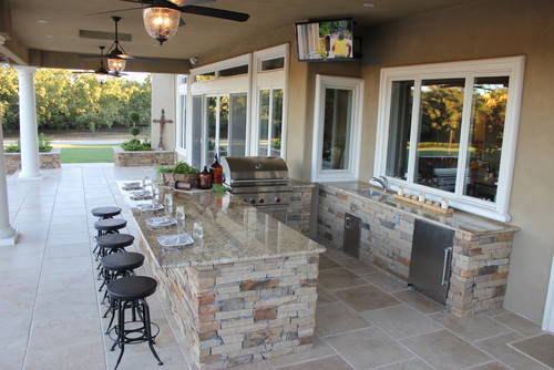 What Are The Dimensions Of Outdoor Space And Then Kitchen Beautiful