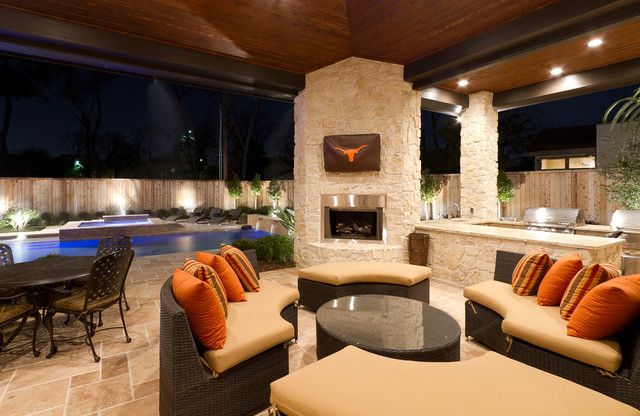 Great Outdoor Living | New Construction | Design U0026 Build | Spring Valley | Houston,  TX