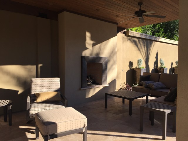 Patio - patio idea in Phoenix