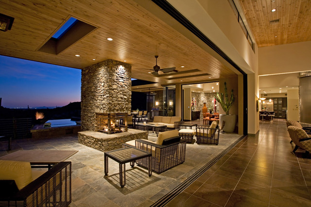 Outdoor Living - Traditional - Patio - phoenix - by ... on Platinum Outdoor Living id=18426