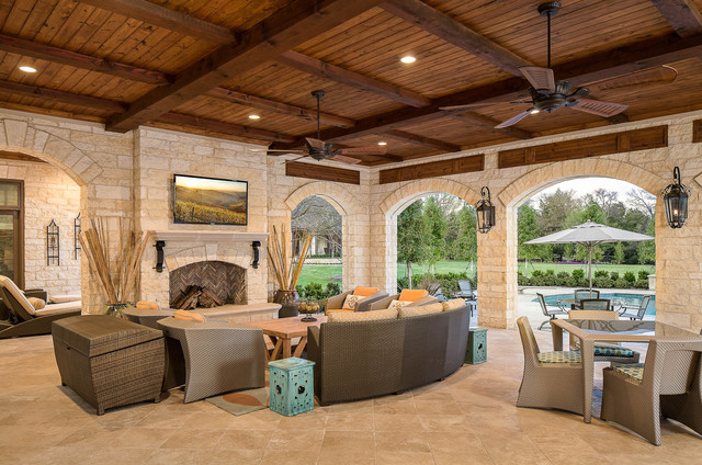 Outdoor Living - Traditional - Patio - Dallas - by ... on Platinum Outdoor Living id=55387