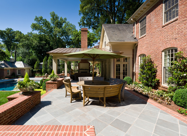 Outdoor Living:  Porch with a View traditional-patio