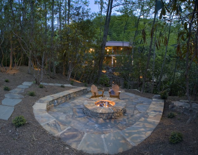 Outdoor Living Projects traditional-patio