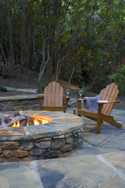 Outdoor Living Projects traditional patio