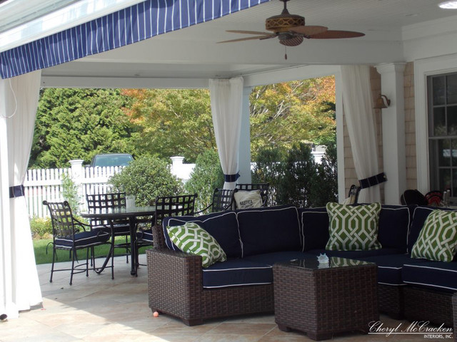 Outdoor Living Spaces Contemporary Patio Boston By