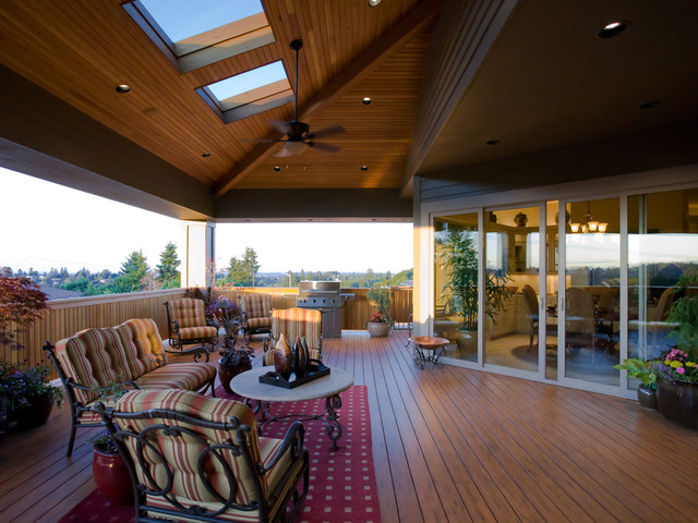 Outdoor Living Spaces Contemporary Patio Other By Rick Keating Photog