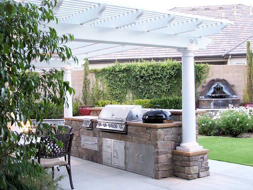 Nice How To Create A Deluxe Outdoor Kitchen