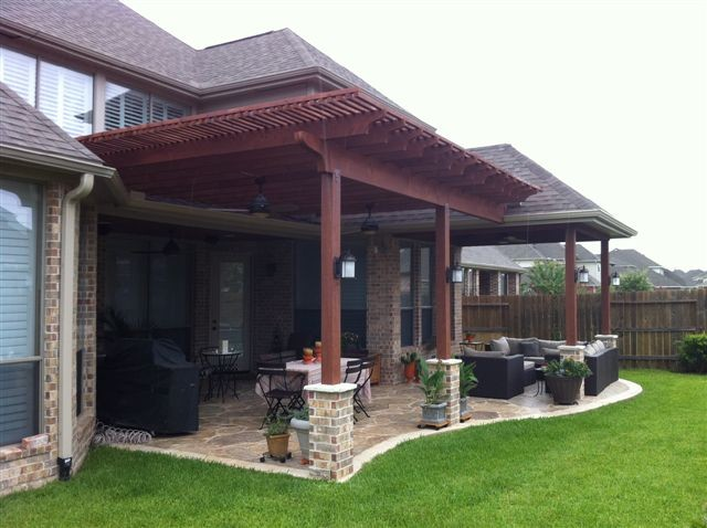 Outdoor Living Contemporary Patio Houston By Texas