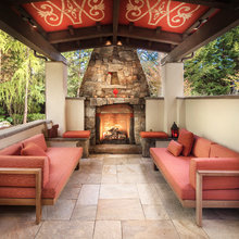 Outdoor Living with Inglenook