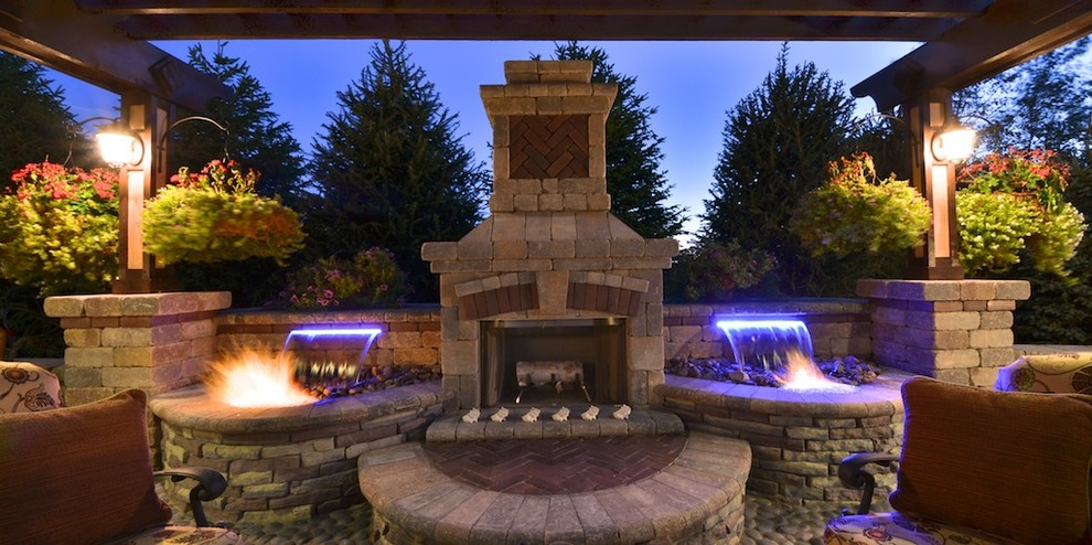 Outdoor Living with Three Season Room - Contemporary ... on Outdoor Living Ltd id=61527
