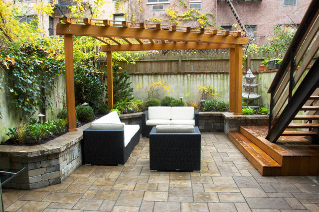 Outdoor Livingroom contemporary-patio