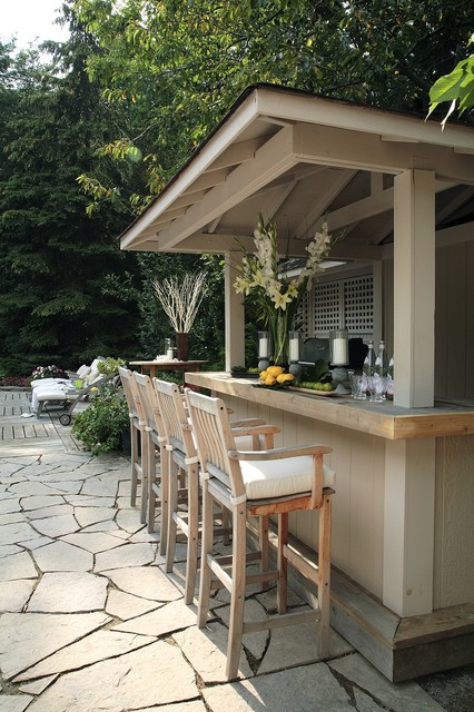 Outdoor Oasis Traditional Patio