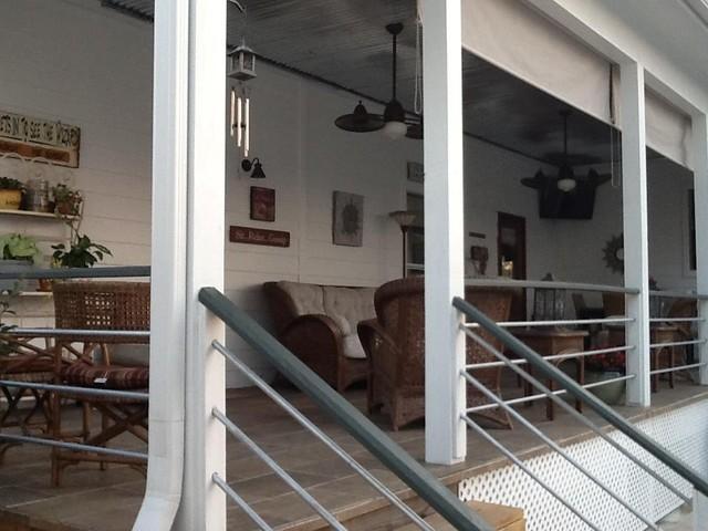 Outdoor Patio & Pool Area Renovation contemporary-patio