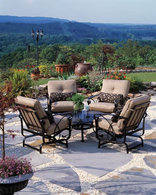 Outdoor Patio Furnituretraditional Oklahoma City