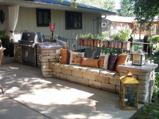 Outdoor Patio traditional-patio