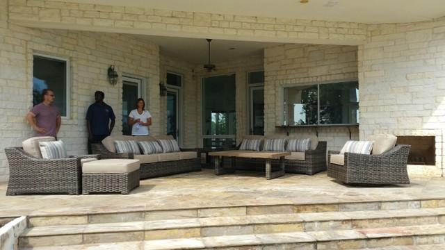 Outdoor Patios In North Texas