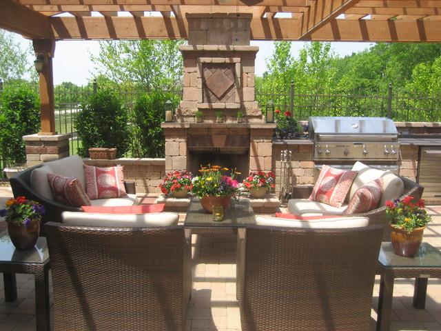 Outdoor Pergola traditional-patio