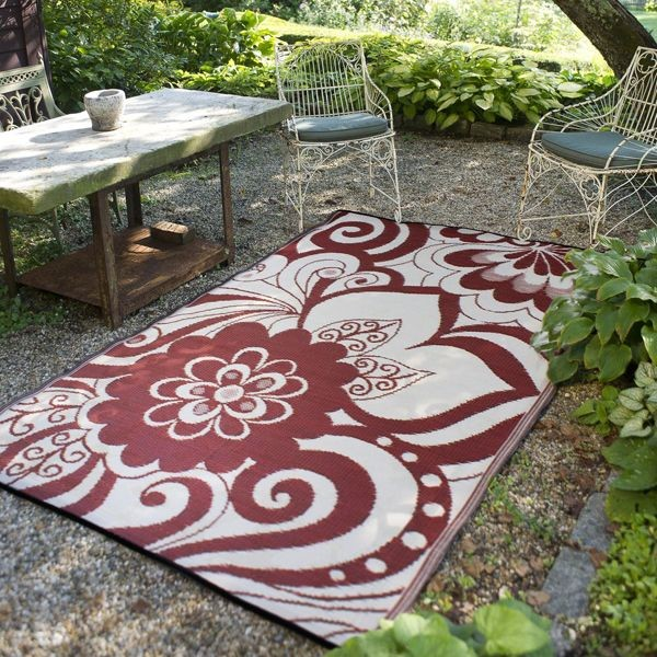 Outdoor Plastic Rugs Outdoor Rugs Chicago By Home
