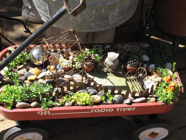 Outdoor Renovation eclectic-patio