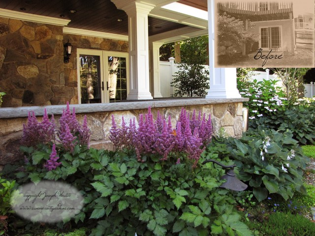 Outdoor Room & Landscaping traditional-patio