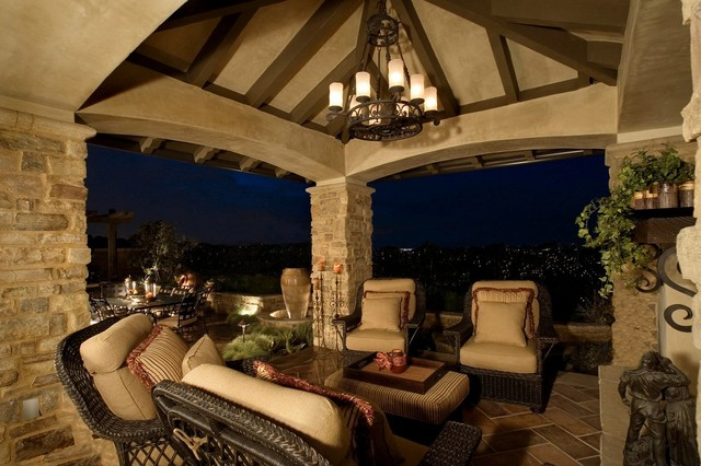 Outdoor Rooms patio