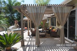 Outdoor Sanctuaries Mediterranean Patio San Diego