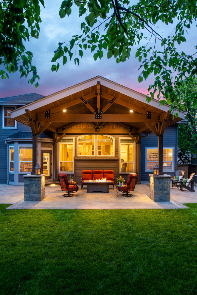 OUTDOOR SANCTUARY - Traditional - Patio - Denver - by ... on Elite Landscape And Outdoor Living id=93590