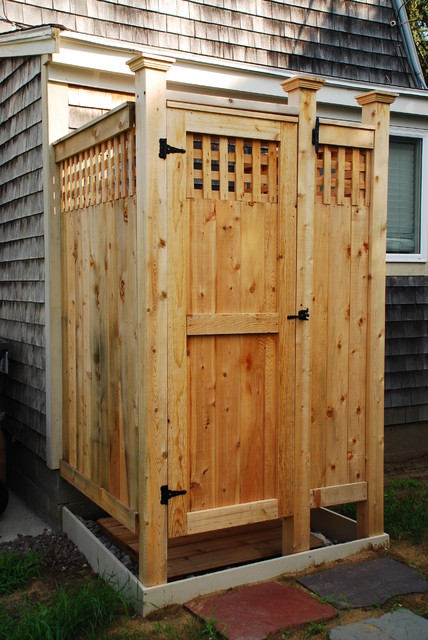 Outdoor Shower Kits - boston - by Stonewood Products