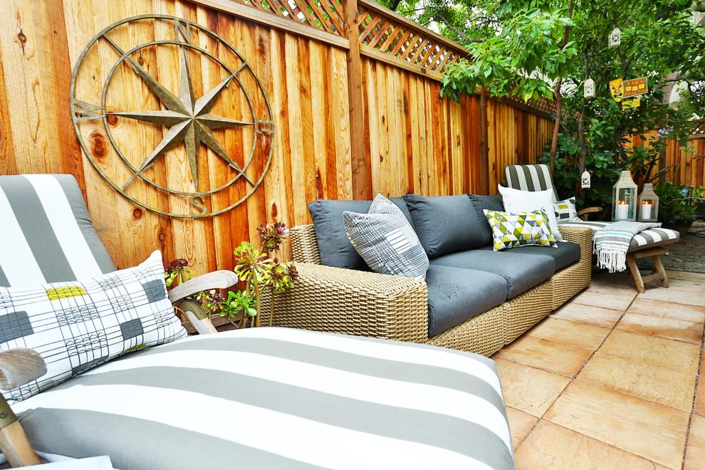 Outdoor Space - Palo Alto, CA - Contemporary - Patio - San ...