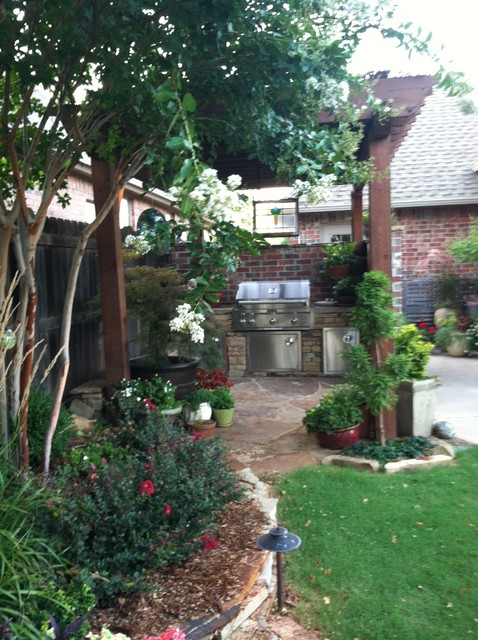 Outdoor Spaces traditional-patio