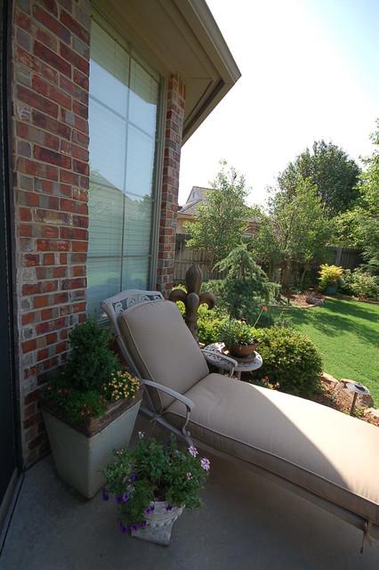 Outdoor Spaces traditional-patio