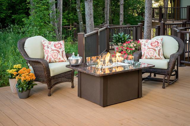 Outdoor Spaces contemporary-patio