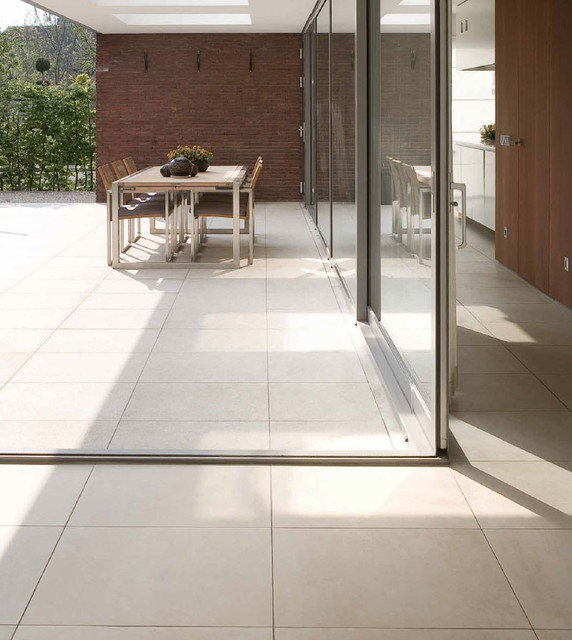 Outdoor Spaces - Modern - Patio - Portland - by United Tile