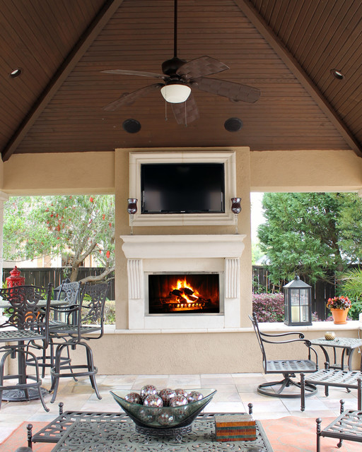 Tree Of Life Fireplace Surround: Outdoor Stone Fireplace Surround