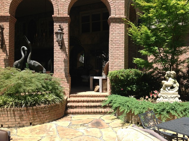 Outdoor structures patios for Classic home designs collierville tn